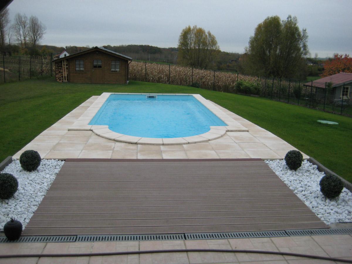 Nos piscines avec volet piscines ibiza belgique aquapolis for Piscine ibiza riviera 2